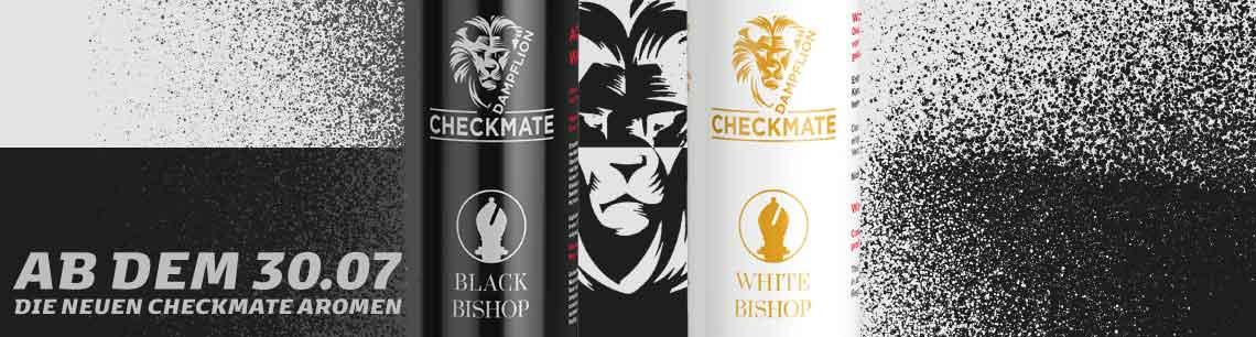 Dampflion Checkmate White Bishop Black Bishop